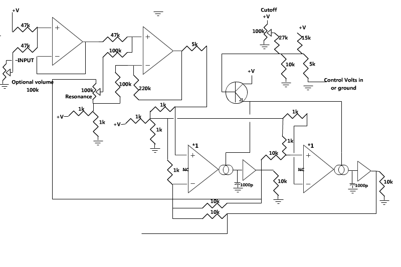 Vcf Stompbox Schematic Is It Ok